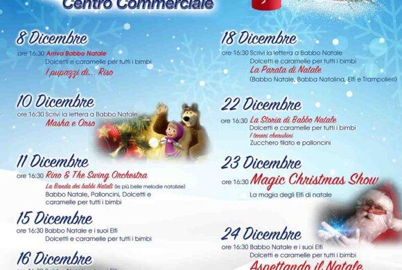 Natale Peguy – Dall'8 Dicembre un ricco programma di eventi