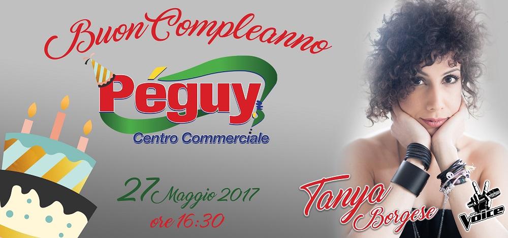 Compleanno Peguyl